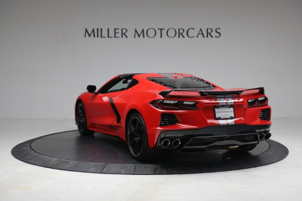 Used 2020 Chevrolet Corvette Stingray for sale Call for price at Rolls-Royce Motor Cars Greenwich in Greenwich CT 06830 5