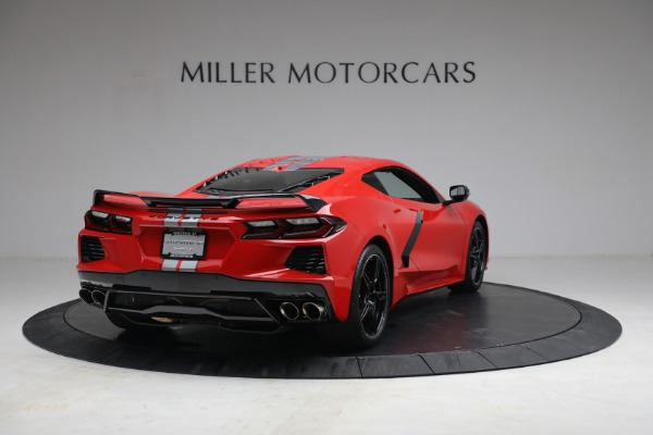 Used 2020 Chevrolet Corvette Stingray for sale Call for price at Rolls-Royce Motor Cars Greenwich in Greenwich CT 06830 6
