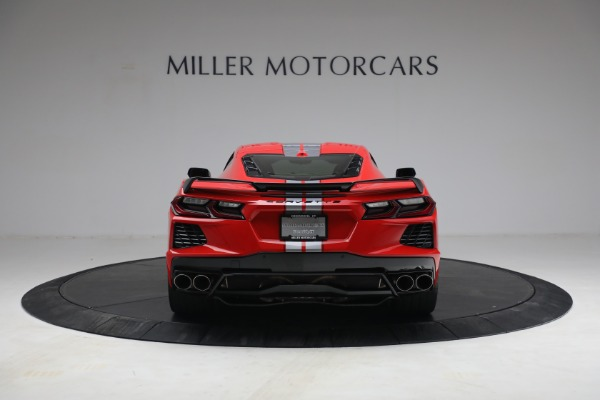 Used 2020 Chevrolet Corvette Stingray for sale Call for price at Rolls-Royce Motor Cars Greenwich in Greenwich CT 06830 7