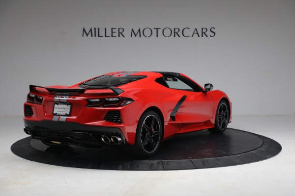 Used 2020 Chevrolet Corvette Stingray for sale Call for price at Rolls-Royce Motor Cars Greenwich in Greenwich CT 06830 8