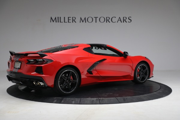 Used 2020 Chevrolet Corvette Stingray for sale Call for price at Rolls-Royce Motor Cars Greenwich in Greenwich CT 06830 9