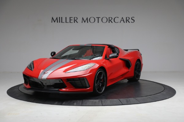 Used 2020 Chevrolet Corvette Stingray for sale Call for price at Rolls-Royce Motor Cars Greenwich in Greenwich CT 06830 1