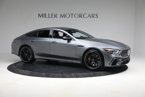 Used 2019 Mercedes-Benz AMG GT 63 for sale Call for price at Rolls-Royce Motor Cars Greenwich in Greenwich CT 06830 10