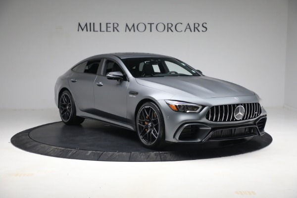 Used 2019 Mercedes-Benz AMG GT 63 for sale Call for price at Rolls-Royce Motor Cars Greenwich in Greenwich CT 06830 11