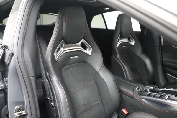 Used 2019 Mercedes-Benz AMG GT 63 for sale Call for price at Rolls-Royce Motor Cars Greenwich in Greenwich CT 06830 22