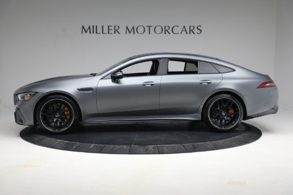 Used 2019 Mercedes-Benz AMG GT 63 for sale Call for price at Rolls-Royce Motor Cars Greenwich in Greenwich CT 06830 3