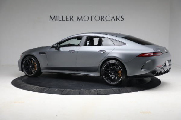 Used 2019 Mercedes-Benz AMG GT 63 for sale Call for price at Rolls-Royce Motor Cars Greenwich in Greenwich CT 06830 4
