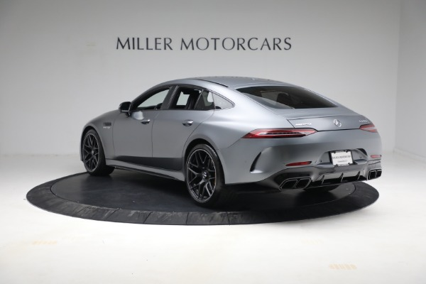 Used 2019 Mercedes-Benz AMG GT 63 for sale Call for price at Rolls-Royce Motor Cars Greenwich in Greenwich CT 06830 5
