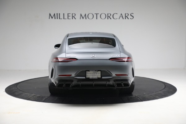 Used 2019 Mercedes-Benz AMG GT 63 for sale Call for price at Rolls-Royce Motor Cars Greenwich in Greenwich CT 06830 6