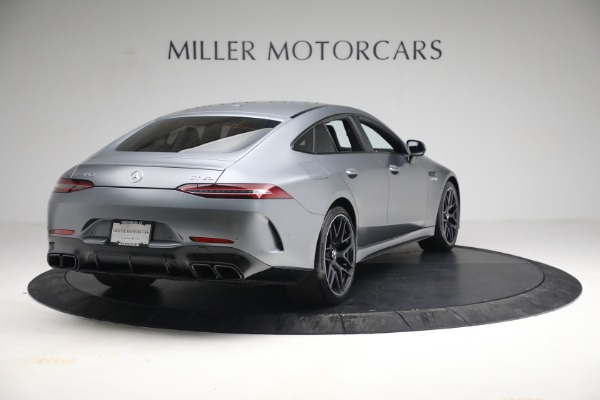 Used 2019 Mercedes-Benz AMG GT 63 for sale Call for price at Rolls-Royce Motor Cars Greenwich in Greenwich CT 06830 7