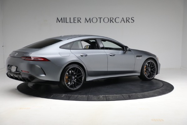 Used 2019 Mercedes-Benz AMG GT 63 for sale Call for price at Rolls-Royce Motor Cars Greenwich in Greenwich CT 06830 8