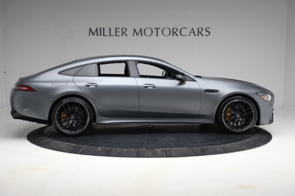 Used 2019 Mercedes-Benz AMG GT 63 for sale Call for price at Rolls-Royce Motor Cars Greenwich in Greenwich CT 06830 9