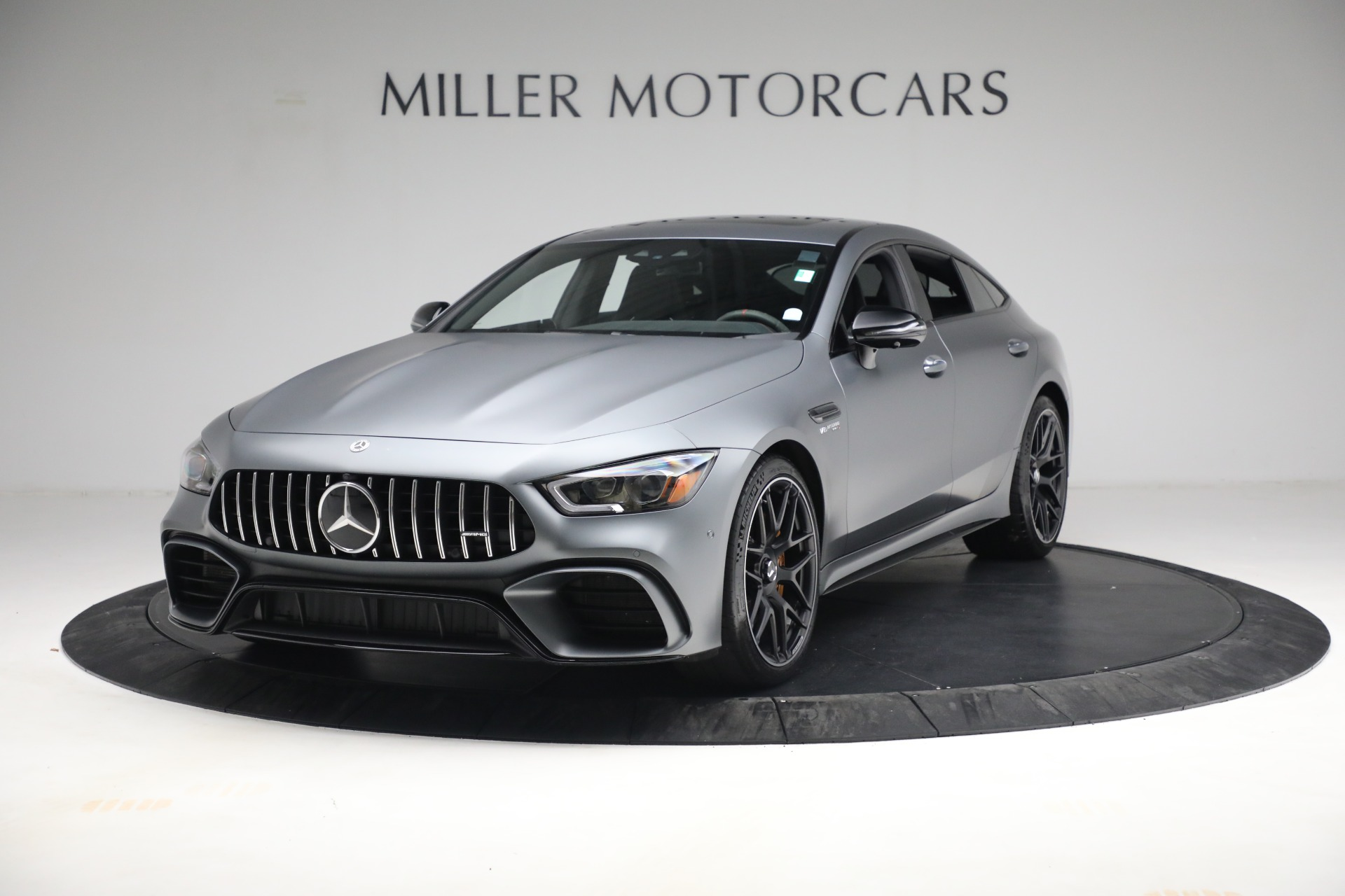 Used 2019 Mercedes-Benz AMG GT 63 for sale Call for price at Rolls-Royce Motor Cars Greenwich in Greenwich CT 06830 1