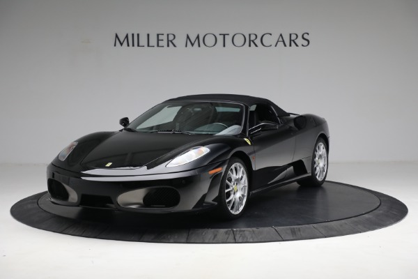 Used 2008 Ferrari F430 Spider for sale $159,900 at Rolls-Royce Motor Cars Greenwich in Greenwich CT 06830 13