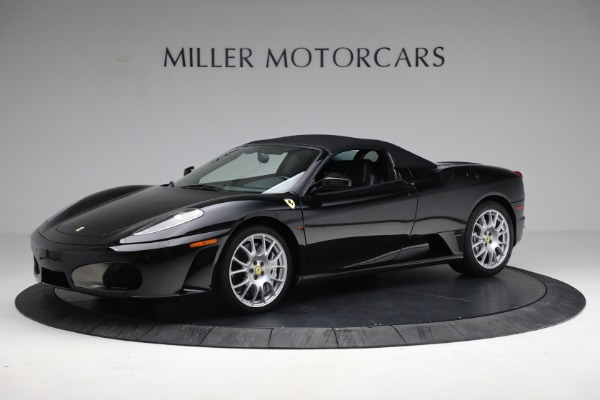 Used 2008 Ferrari F430 Spider for sale $159,900 at Rolls-Royce Motor Cars Greenwich in Greenwich CT 06830 14