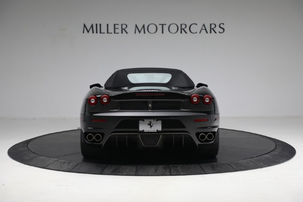 Used 2008 Ferrari F430 Spider for sale $159,900 at Rolls-Royce Motor Cars Greenwich in Greenwich CT 06830 18