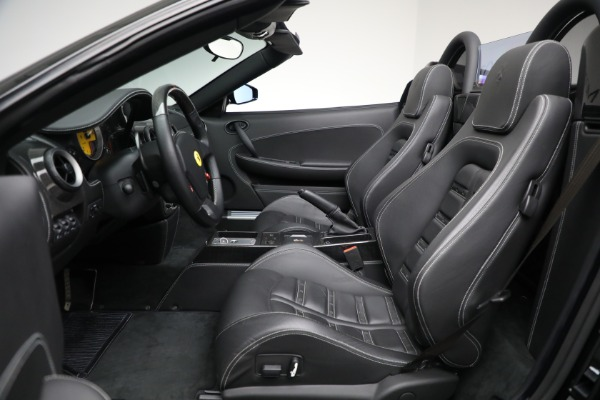 Used 2008 Ferrari F430 Spider for sale $159,900 at Rolls-Royce Motor Cars Greenwich in Greenwich CT 06830 26