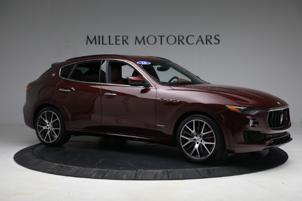 Used 2018 Maserati Levante GranSport for sale $57,900 at Rolls-Royce Motor Cars Greenwich in Greenwich CT 06830 10