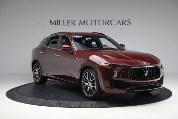 Used 2018 Maserati Levante GranSport for sale $57,900 at Rolls-Royce Motor Cars Greenwich in Greenwich CT 06830 11