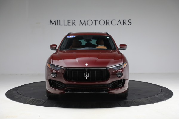 Used 2018 Maserati Levante GranSport for sale $57,900 at Rolls-Royce Motor Cars Greenwich in Greenwich CT 06830 12