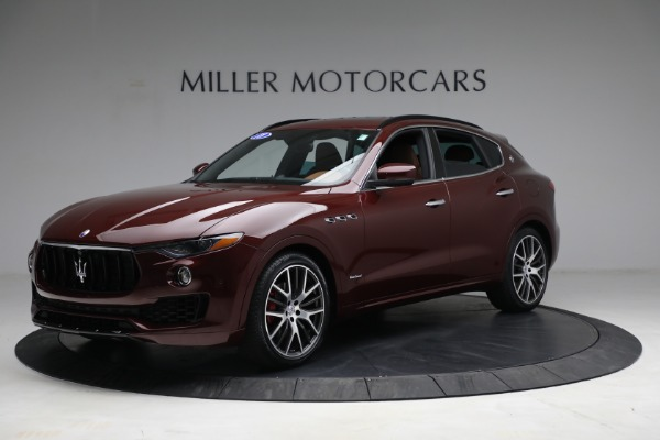 Used 2018 Maserati Levante GranSport for sale $57,900 at Rolls-Royce Motor Cars Greenwich in Greenwich CT 06830 2