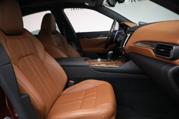 Used 2018 Maserati Levante GranSport for sale $57,900 at Rolls-Royce Motor Cars Greenwich in Greenwich CT 06830 26