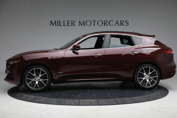 Used 2018 Maserati Levante GranSport for sale $57,900 at Rolls-Royce Motor Cars Greenwich in Greenwich CT 06830 3