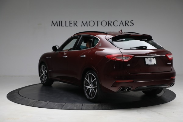 Used 2018 Maserati Levante GranSport for sale $57,900 at Rolls-Royce Motor Cars Greenwich in Greenwich CT 06830 5