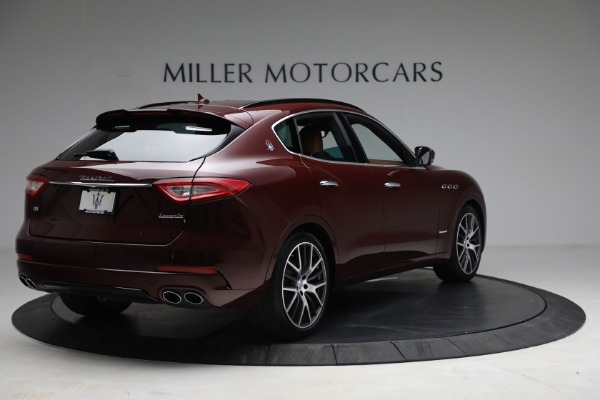 Used 2018 Maserati Levante GranSport for sale $57,900 at Rolls-Royce Motor Cars Greenwich in Greenwich CT 06830 7