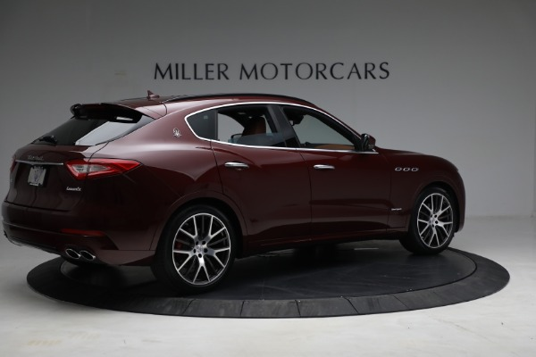 Used 2018 Maserati Levante GranSport for sale $57,900 at Rolls-Royce Motor Cars Greenwich in Greenwich CT 06830 8
