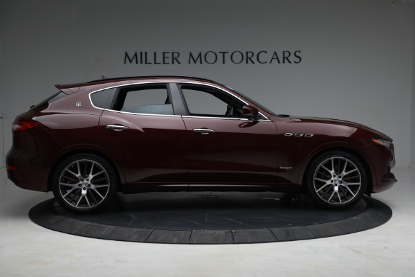 Used 2018 Maserati Levante GranSport for sale $57,900 at Rolls-Royce Motor Cars Greenwich in Greenwich CT 06830 9