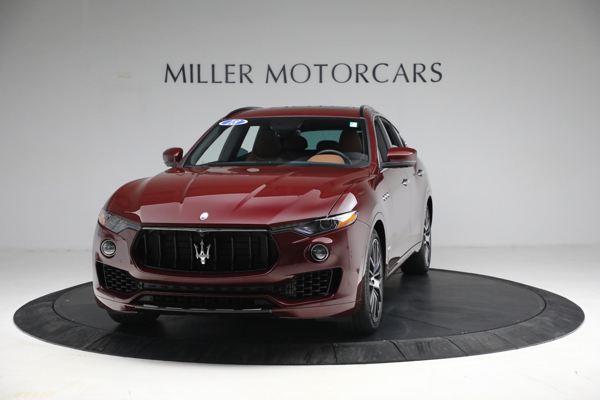 Used 2018 Maserati Levante GranSport for sale $57,900 at Rolls-Royce Motor Cars Greenwich in Greenwich CT 06830 1