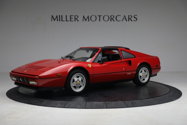 Used 1988 Ferrari 328 GTS for sale Call for price at Rolls-Royce Motor Cars Greenwich in Greenwich CT 06830 14