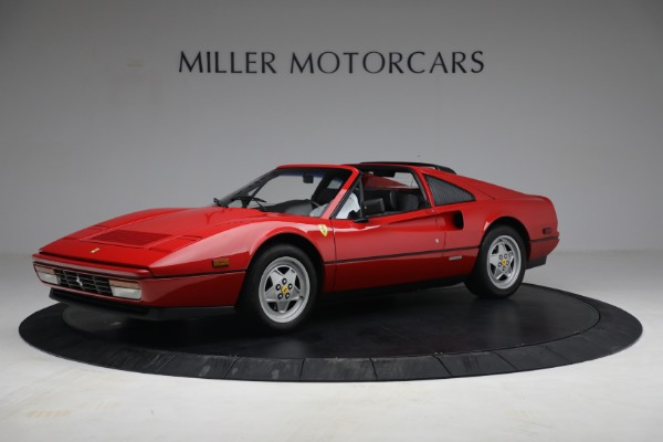 Used 1988 Ferrari 328 GTS for sale Call for price at Rolls-Royce Motor Cars Greenwich in Greenwich CT 06830 2