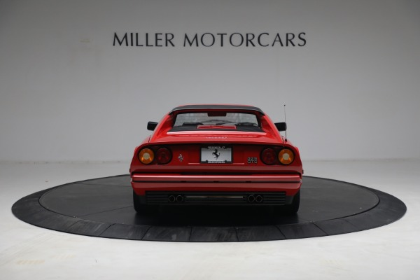 Used 1988 Ferrari 328 GTS for sale Call for price at Rolls-Royce Motor Cars Greenwich in Greenwich CT 06830 6