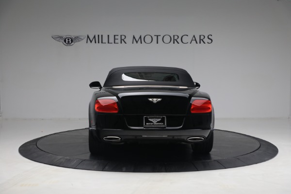 Used 2012 Bentley Continental GTC GT for sale $119,900 at Rolls-Royce Motor Cars Greenwich in Greenwich CT 06830 16