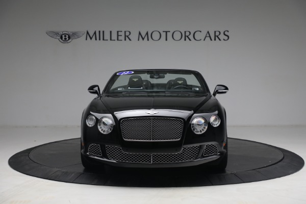 Used 2012 Bentley Continental GTC GT for sale $119,900 at Rolls-Royce Motor Cars Greenwich in Greenwich CT 06830 23
