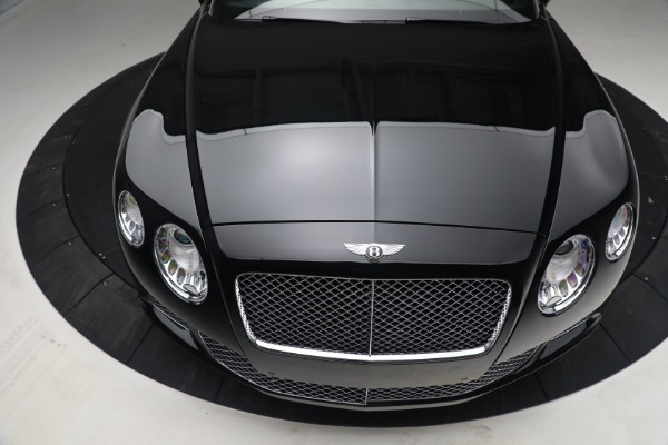 Used 2012 Bentley Continental GTC GT for sale $119,900 at Rolls-Royce Motor Cars Greenwich in Greenwich CT 06830 24