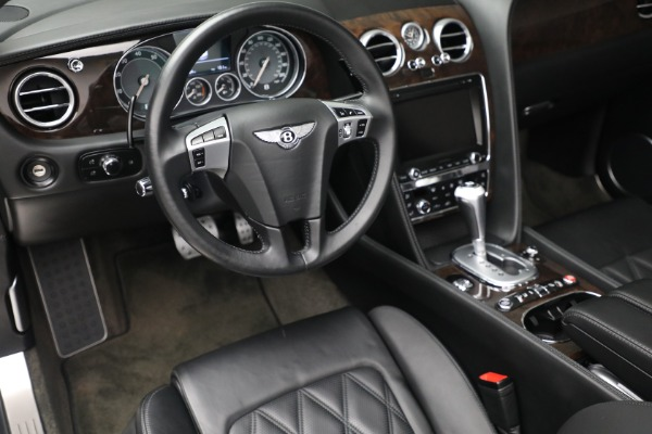 Used 2012 Bentley Continental GTC GT for sale $119,900 at Rolls-Royce Motor Cars Greenwich in Greenwich CT 06830 27