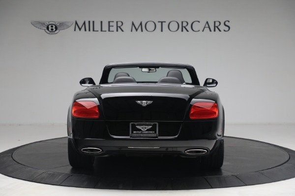 Used 2012 Bentley Continental GTC GT for sale $119,900 at Rolls-Royce Motor Cars Greenwich in Greenwich CT 06830 5