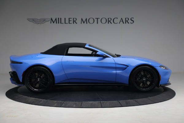New 2021 Aston Martin Vantage Roadster for sale $186,386 at Rolls-Royce Motor Cars Greenwich in Greenwich CT 06830 16