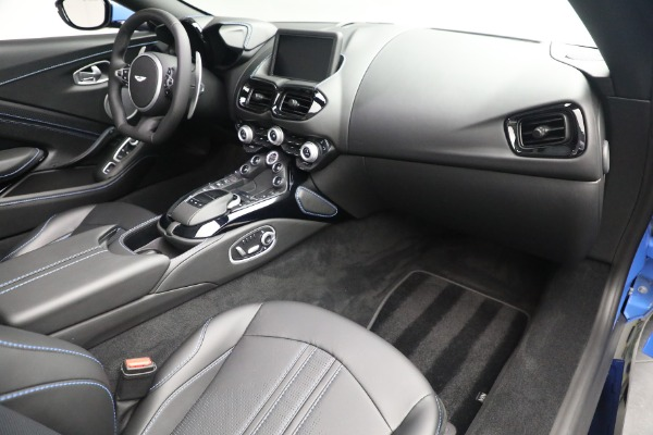New 2021 Aston Martin Vantage Roadster for sale $186,386 at Rolls-Royce Motor Cars Greenwich in Greenwich CT 06830 23