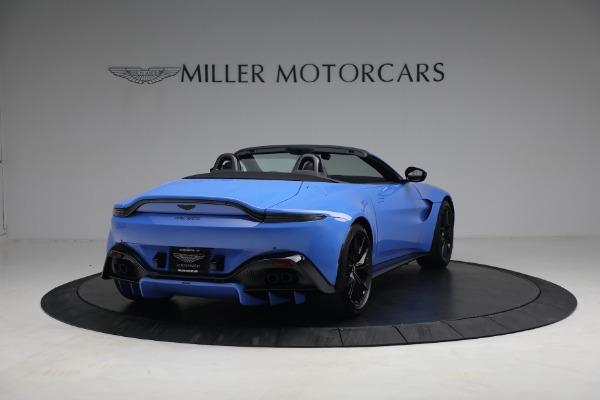 New 2021 Aston Martin Vantage Roadster for sale $186,386 at Rolls-Royce Motor Cars Greenwich in Greenwich CT 06830 5