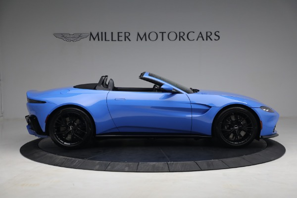 New 2021 Aston Martin Vantage Roadster for sale $186,386 at Rolls-Royce Motor Cars Greenwich in Greenwich CT 06830 7