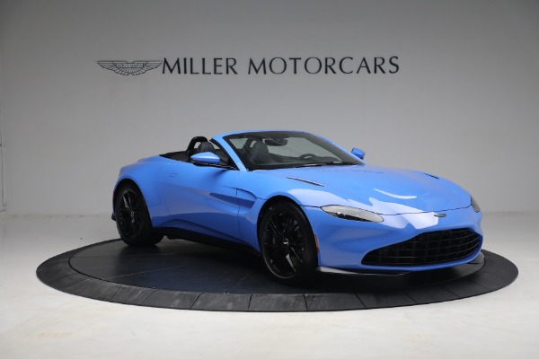 New 2021 Aston Martin Vantage Roadster for sale $186,386 at Rolls-Royce Motor Cars Greenwich in Greenwich CT 06830 9