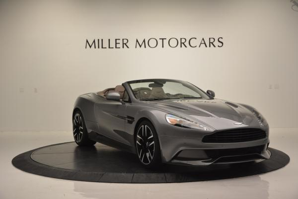 New 2016 Aston Martin Vanquish Volante for sale Sold at Rolls-Royce Motor Cars Greenwich in Greenwich CT 06830 11