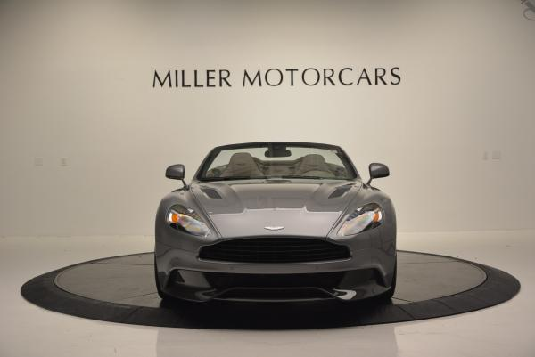 New 2016 Aston Martin Vanquish Volante for sale Sold at Rolls-Royce Motor Cars Greenwich in Greenwich CT 06830 12