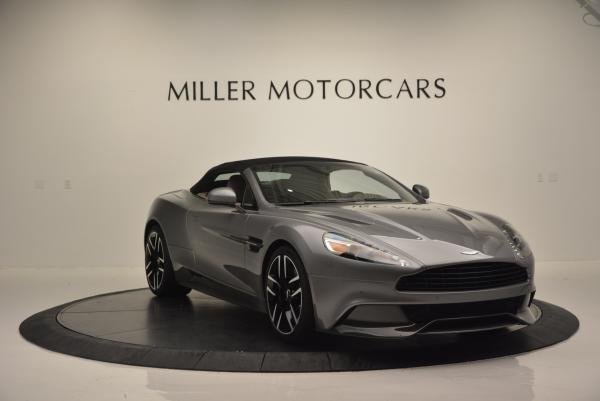 New 2016 Aston Martin Vanquish Volante for sale Sold at Rolls-Royce Motor Cars Greenwich in Greenwich CT 06830 19