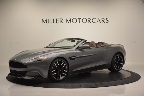 New 2016 Aston Martin Vanquish Volante for sale Sold at Rolls-Royce Motor Cars Greenwich in Greenwich CT 06830 2