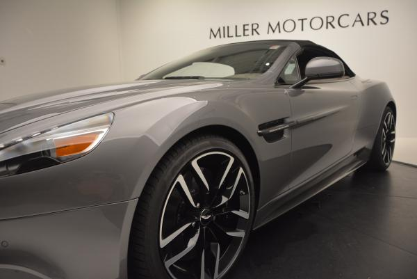 New 2016 Aston Martin Vanquish Volante for sale Sold at Rolls-Royce Motor Cars Greenwich in Greenwich CT 06830 28